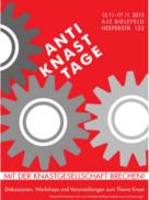 Flyer für die Antiknasttage 2013 in Bielefeld