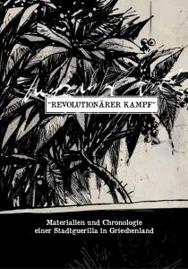 Broschüre zu Repression in Griechenland
